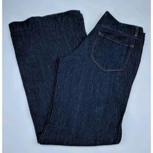 J Brand 29 Jeans Kat Linen Blend Flare Wide Leg